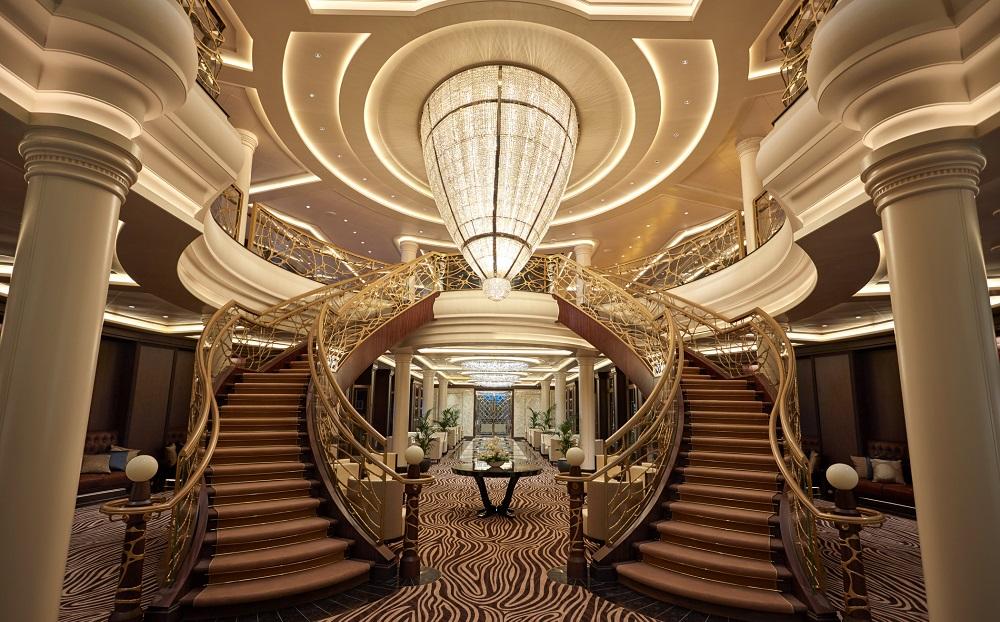 Regent Seven Seas Explorer - Chelsom