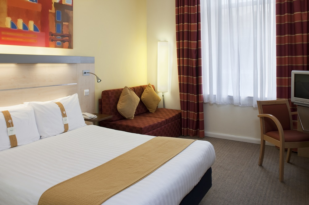 Holiday Inn Express Edinburgh - Redefine|BDL