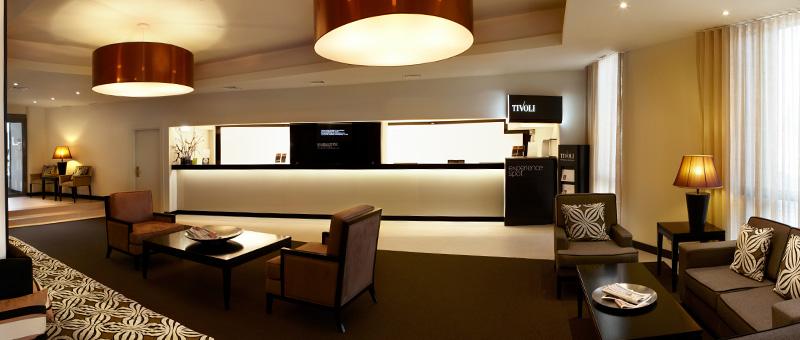 Tivoli Oriente hotel, Lisbon