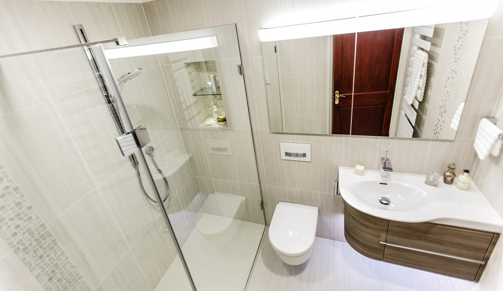 Sanctuary Bathrooms - Geberit Awards