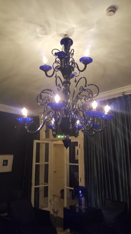 The Grove - lighting