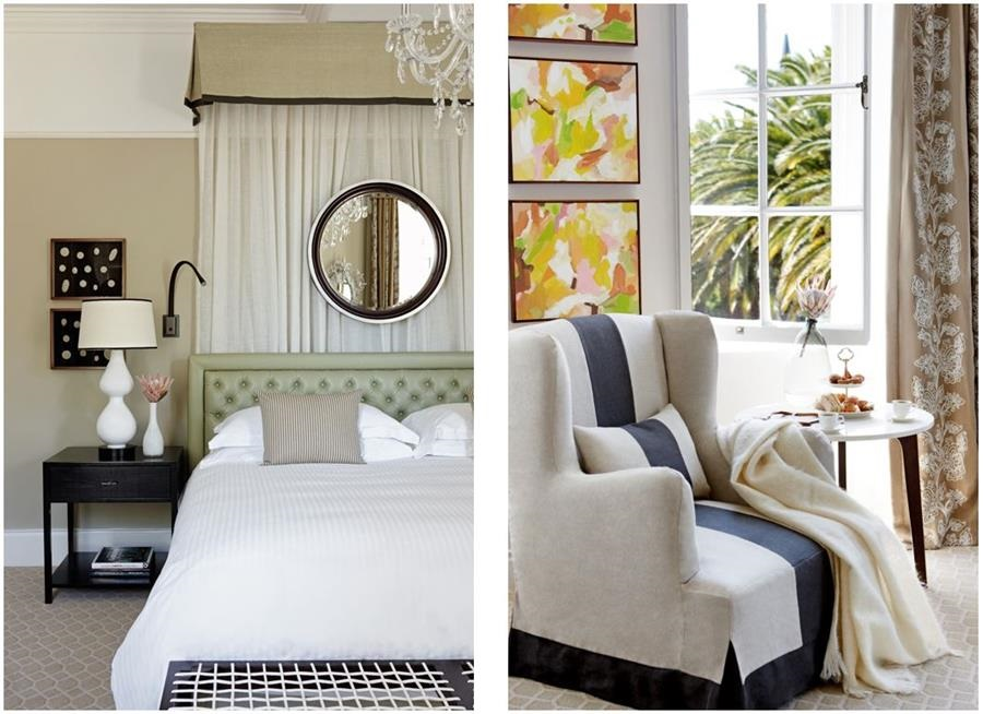 The Belmond Mount Nelson reveals its guestroom redesign