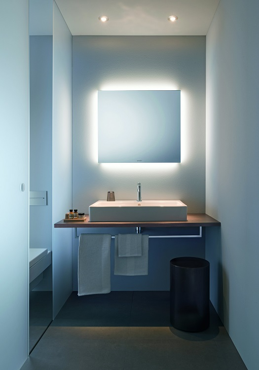 Duravit illuminated mirror range