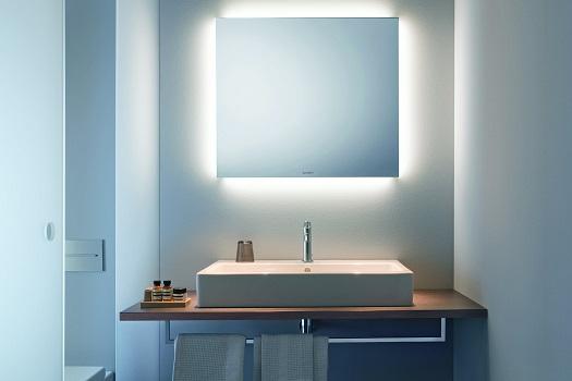 Duravit illuminated mirror range