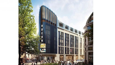 Edwardian Hotels - Leicester Square project