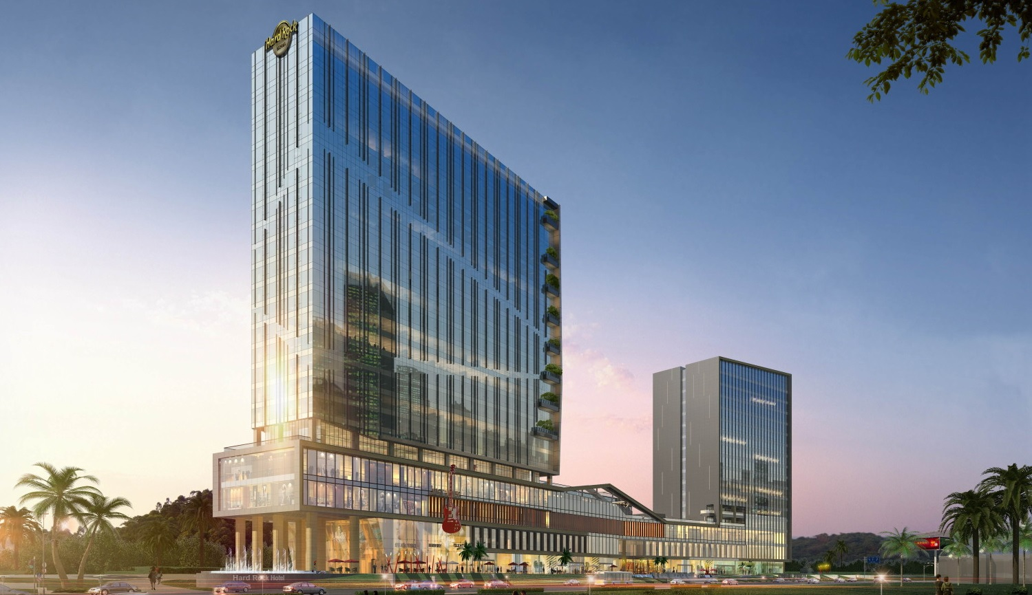 Hard Rock International announces launch of Hard Rock Hotel Shenzhen