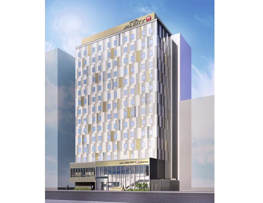 Okura Nikko Hotel Management has announced that it will open Hotel JAL City Nagoya Nishiki, the Okura Nikko Hotel's first property in Nagoya, Japan