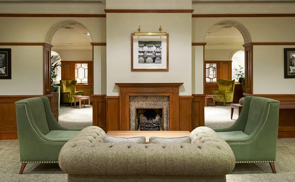Pavilion Lounge - DoubleTree by Hilton