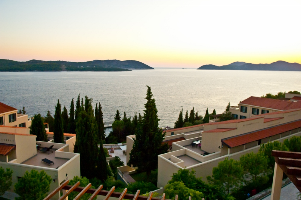 Sun Gardens Dubrovnik - The Residences - sea view