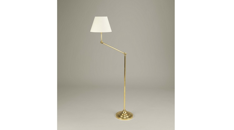 Buckton floor lamp - Vaughan