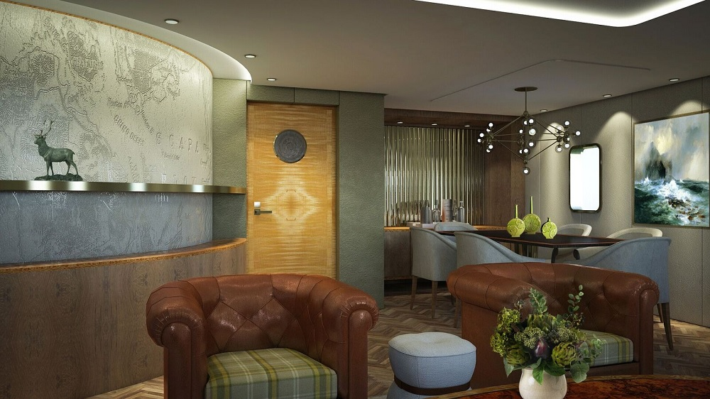 Royal Yacht Britannia - Plans unveiled for new luxury floating hotel