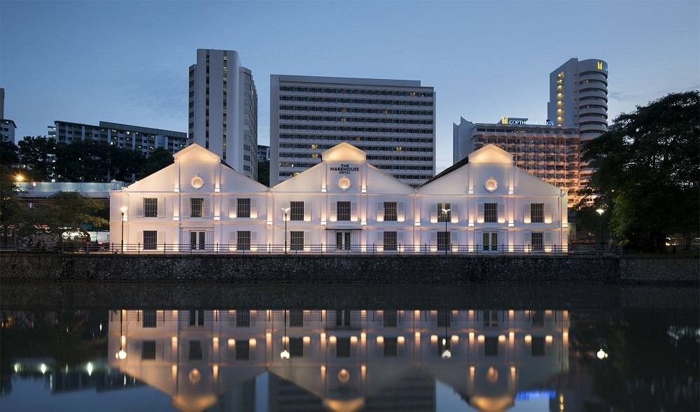 Design Hotels - The Warehouse Hotel, Singapore