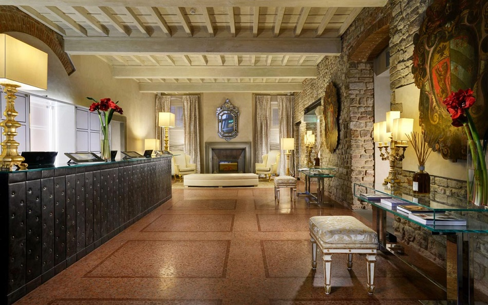 The new Bargello Suite - Hotel Brunelleschi