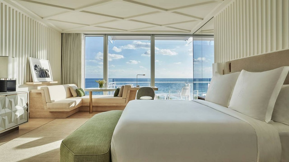 Four Seasons Hotel at The Surf Club Surfside, Florida is Now Open