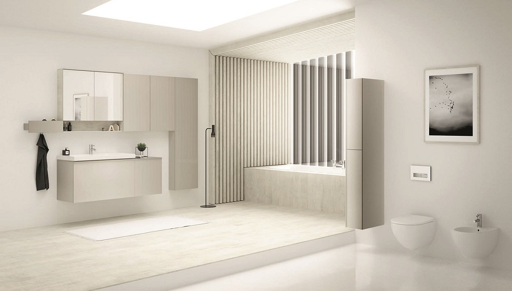 Geberit Acanto Badezimmer - Bathroom Collection