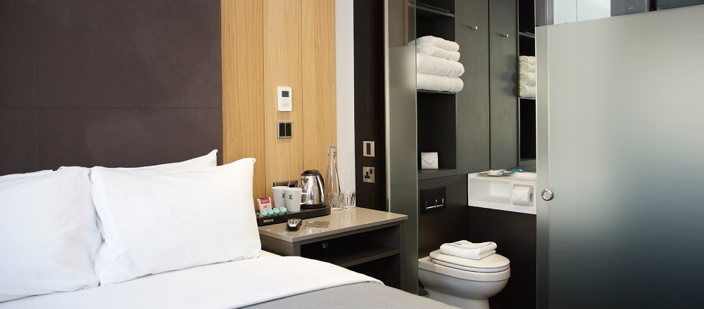 Z Hotel City - Lutron - Case Study