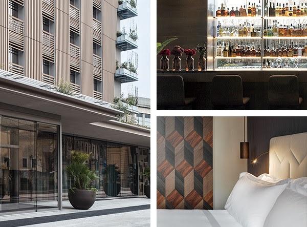 Hotel Viu Milan opens in Porta Volta