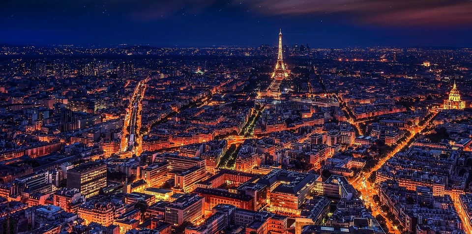 Paris revealed as number one 39 hot spot 39 for hotel for Hotel design paris 7