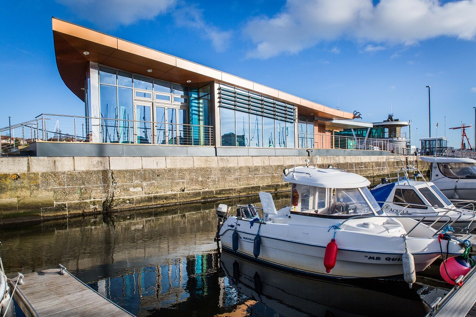 Versital at Royal Quays Marina, Newcastle