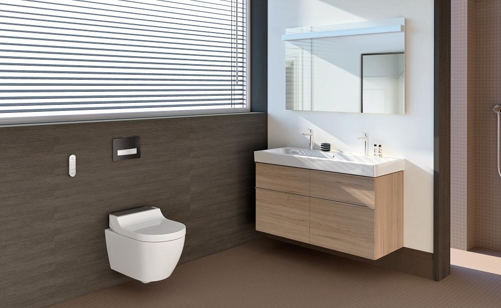 Product Spotlight: The new Geberit AquaClean Tuma shower toilet ...