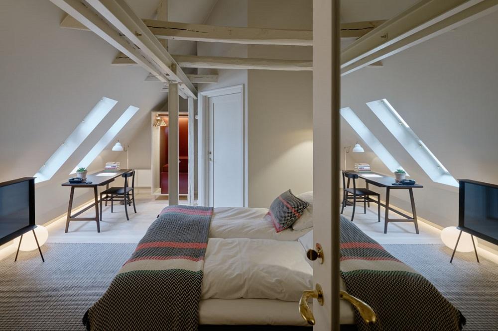 Villa terminus a design hotel built for bergen hotel for Design hotel berge