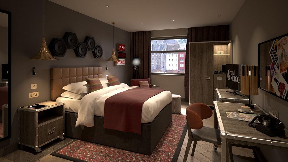 Hotel Indigo Cardiff -Music Room