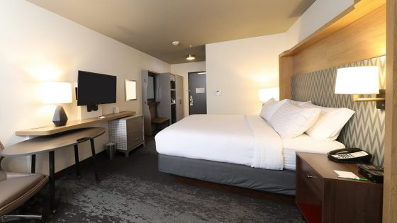 Holiday Inn's new H4 design concept