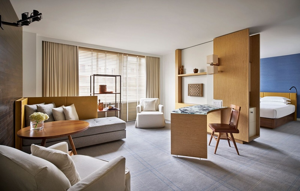 Park Hyatt Washington Dc Unveils Renovation By Tony Chi