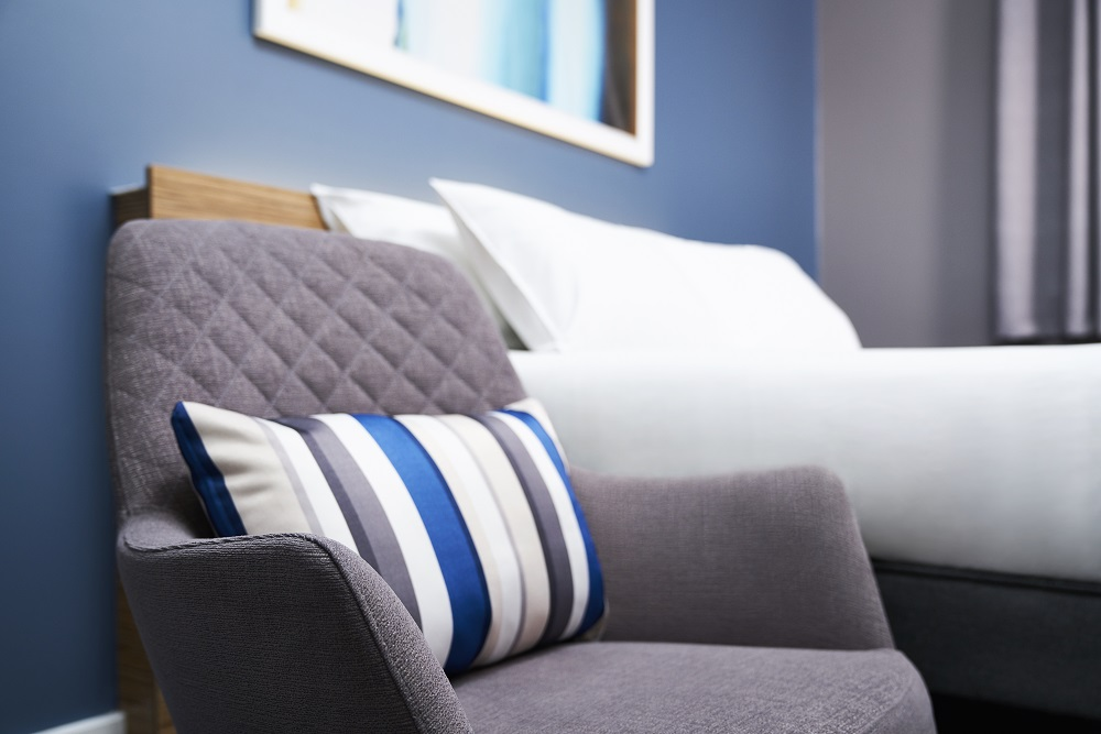 Travelodge 'SuperRoom' concept