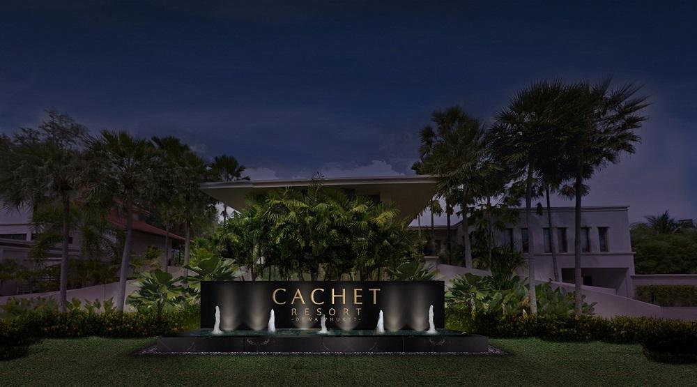 Cachet Dewa Phuket