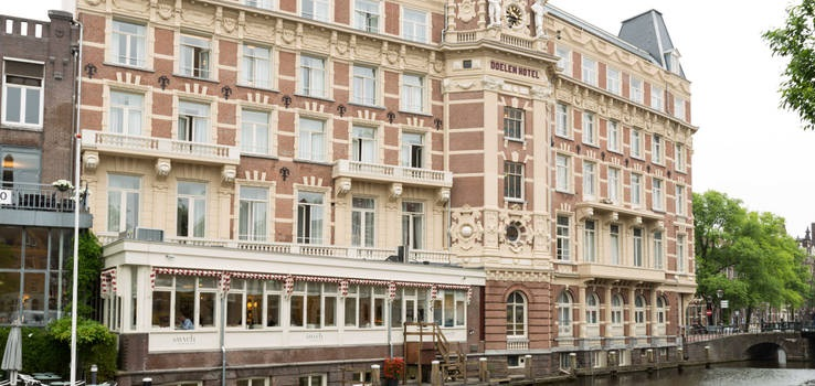 17 properties join Historic Hotels family