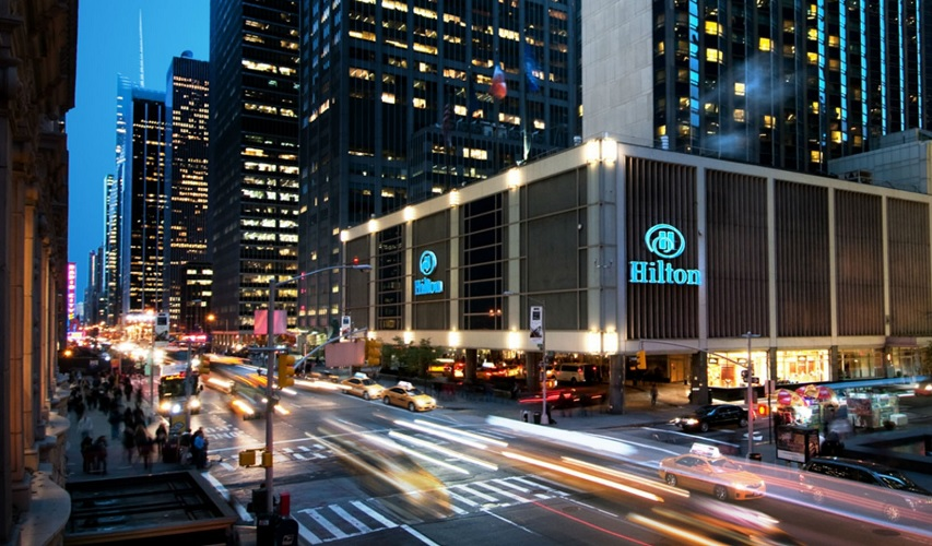 Hilton crowned most valuable hotel brand