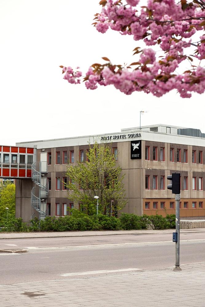 Modulex at First Hotels across Scandinavia