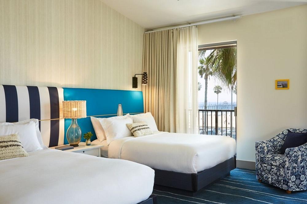 Kimpton Shorebreak Hotel Unveils New Look Opens Pacific
