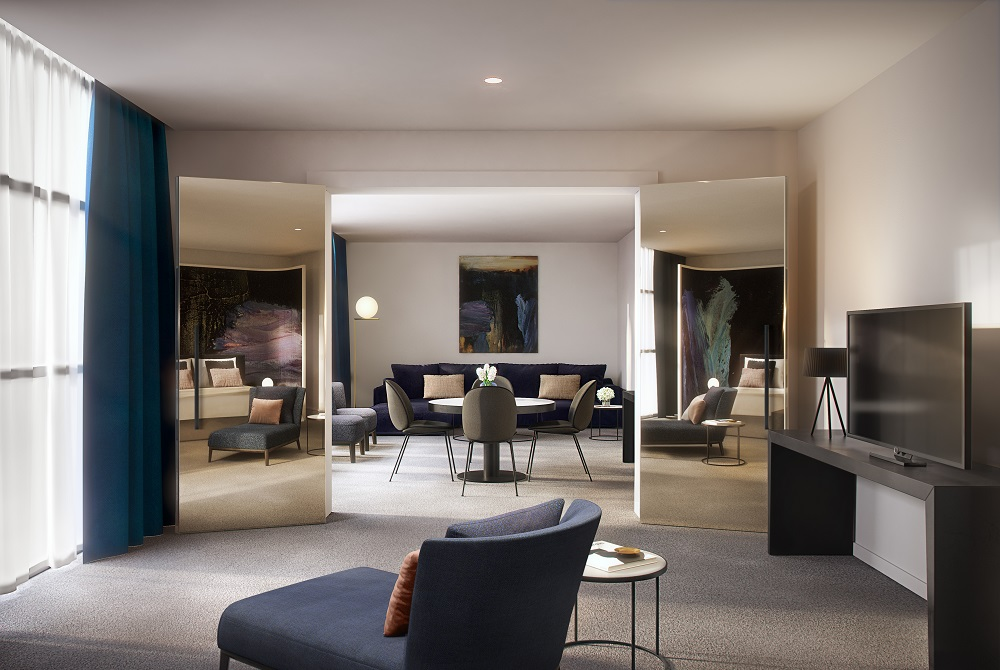 Riverside Suite, Lowry Hotel Manchester
