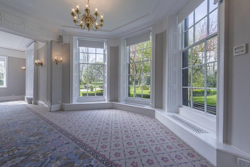 Wilton's work at Statham Lodge