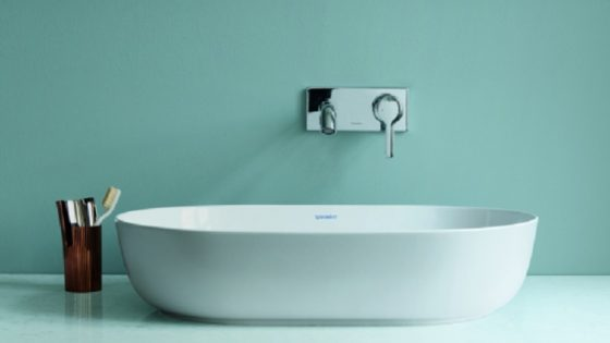 Luv Oval above counter - Duravit
