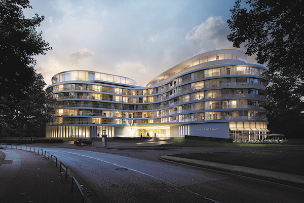 The Fontenay - Hamburg