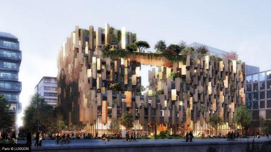 1hotel Paris - Kengo Kuma + Associates