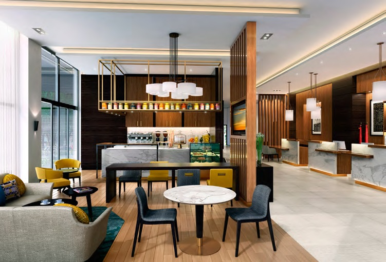 Project preview areen design twin win in nairobi for Hotel design 06