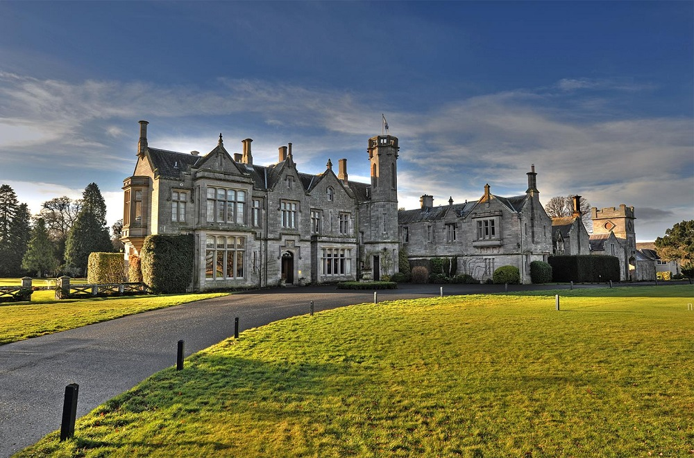 Bespoke Hotels take over Roxburghe Hotel