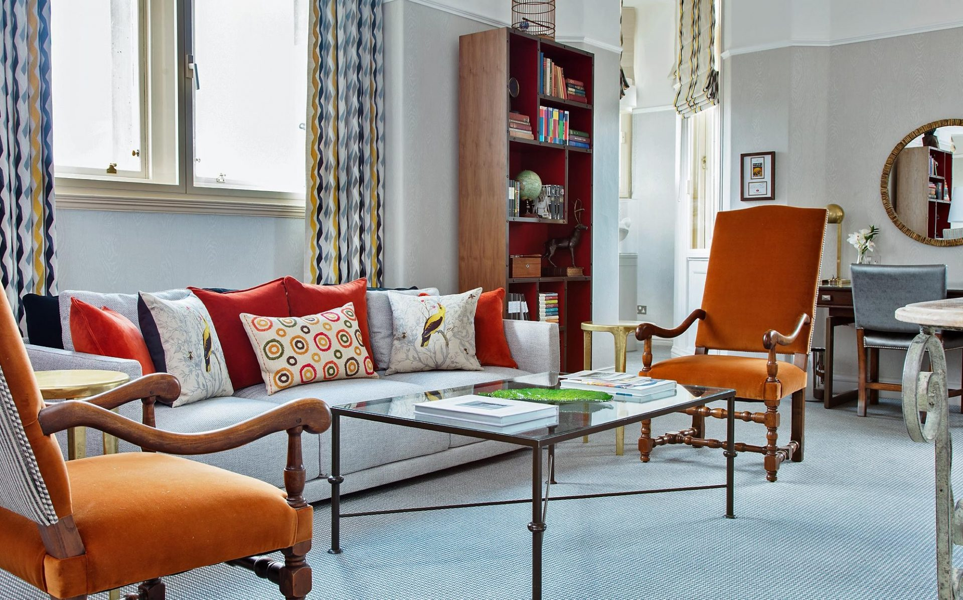 JK Rowling suite - The Balmoral, Edinburgh