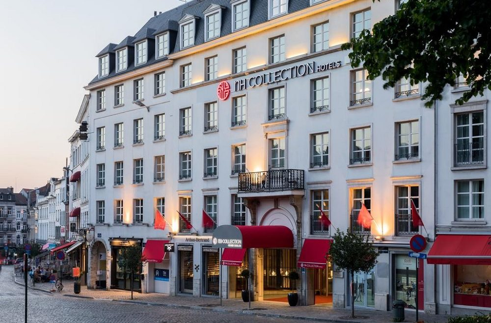 Nh collection grand sablon opens in brussels hotel designs for Bruxelles hotel design
