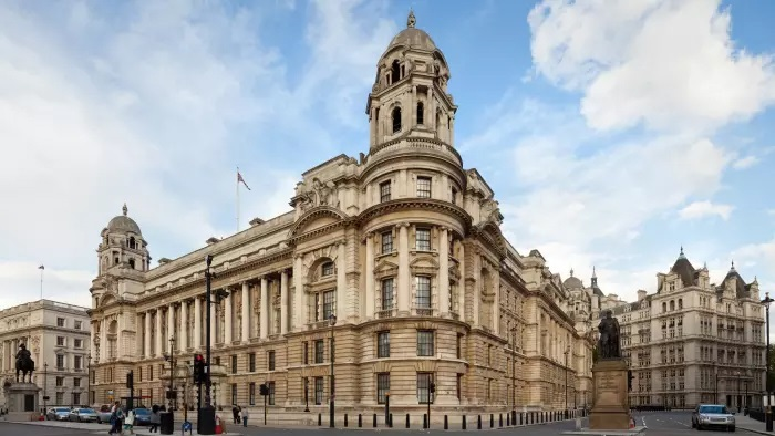 Raffles to open hotel in London's Old War Office
