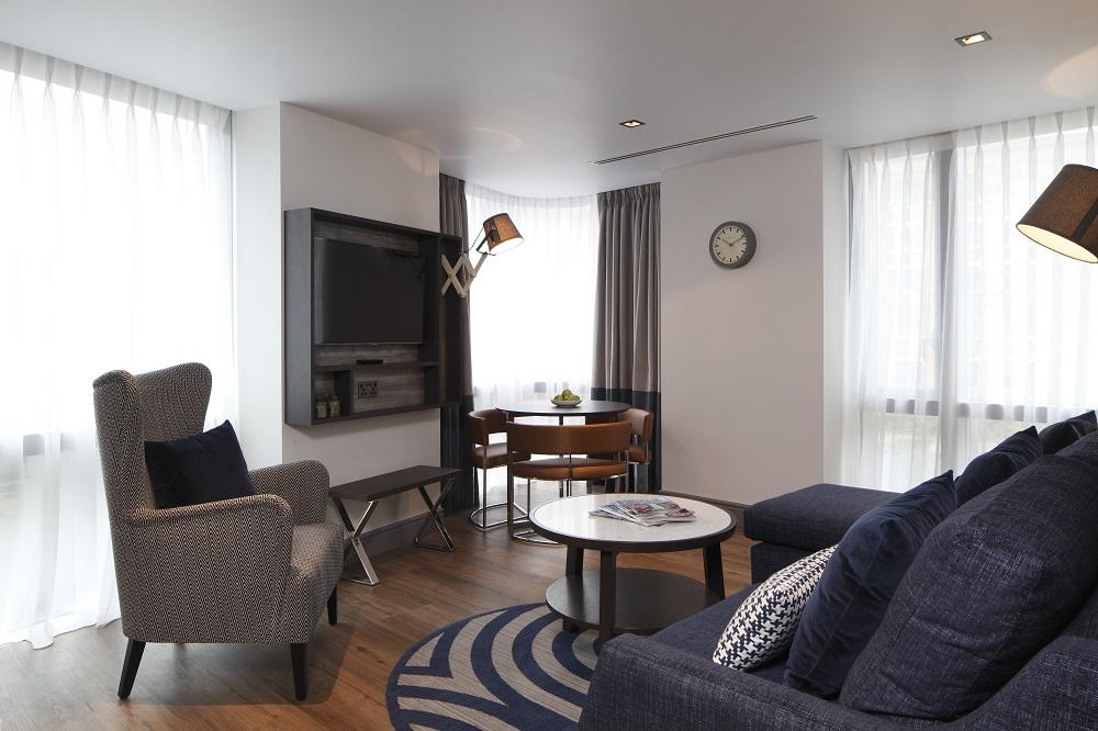 sneak peek hd gets a look behind the scenes at residence inn london