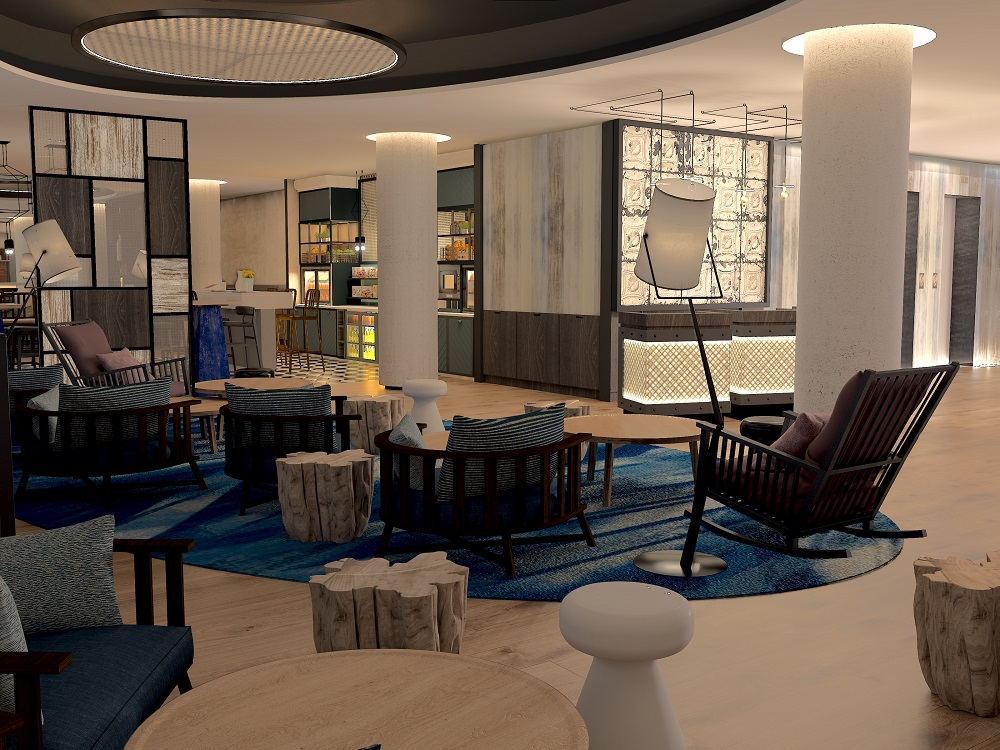 Residence Inn London - London Bridge reception