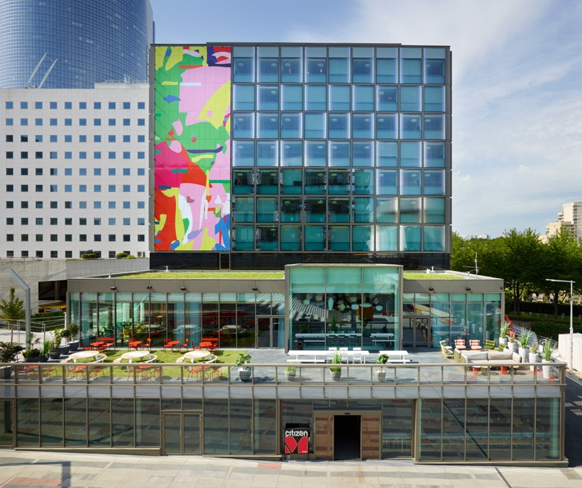 citizenM Paris La Defense