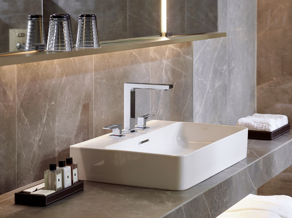 Hansgrohe Metropol A Distinctive Style For Premium