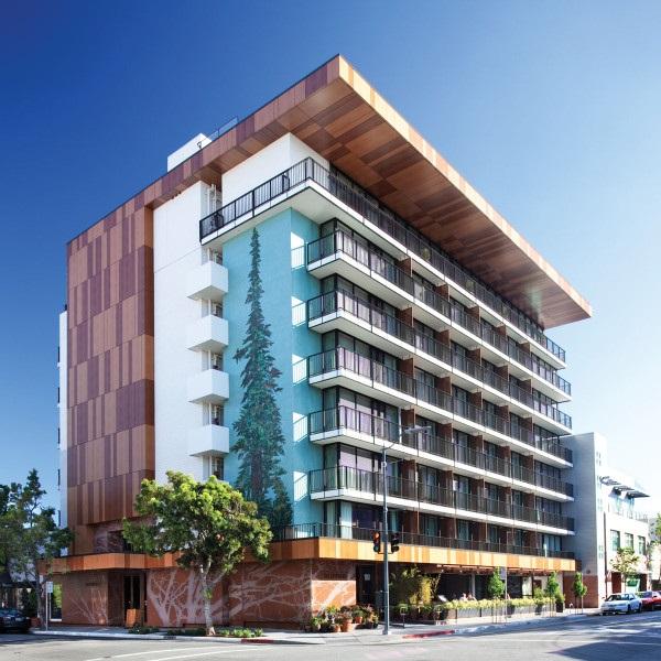 Rebrand of The Epiphany Hotel in Palo Alto
