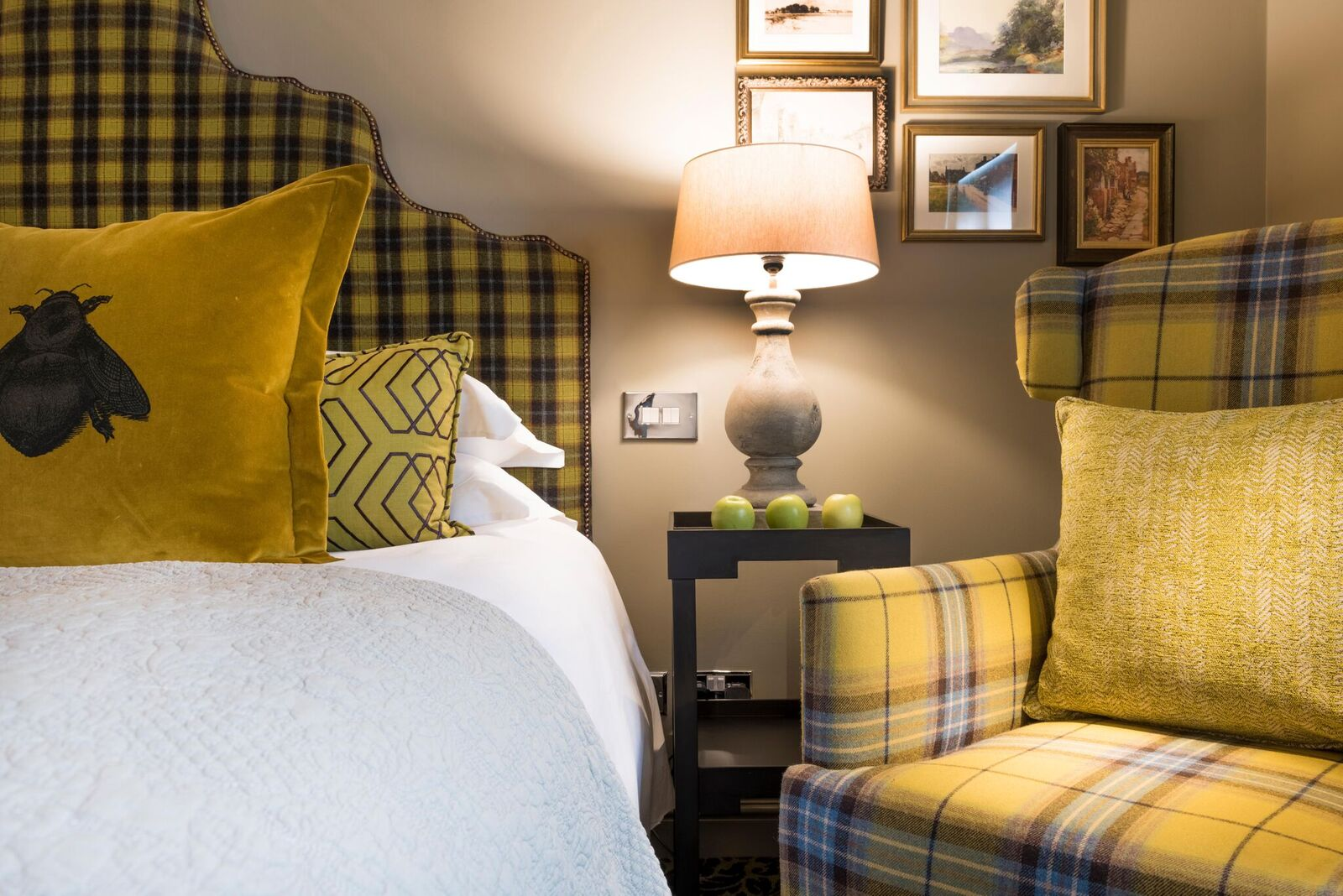 The redesign of the guest rooms and suites, spearheaded by Anita Rosato  Interior Design, will beautifully embody the hotel's 600-year character and  style, ...